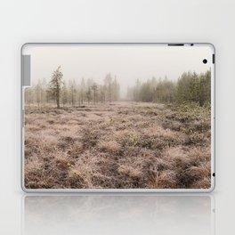 Arctic swamp Laptop & iPad Skin