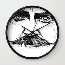 Steady The Buffs Wall Clock