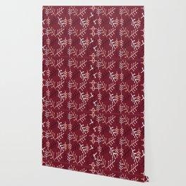 Podplantsred Wallpaper