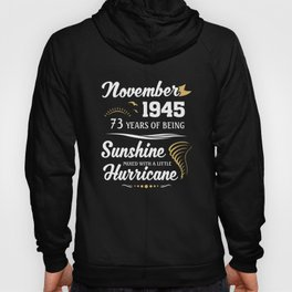 November 1945 Sunshine mixed Hurricane Hoody
