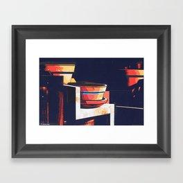 GATERA STUDY 41 Framed Art Print