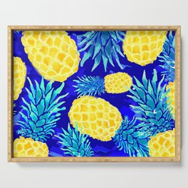 Pineapple Love Serving Tray
