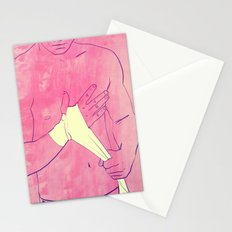 Boxing Club 1 Stationery Cards