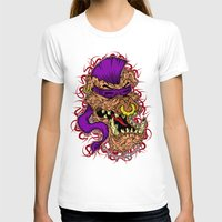 bebop T-shirts featuring Bebop is infected! by DesecrateART (Infected)