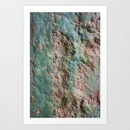 BluePlanet Art Print