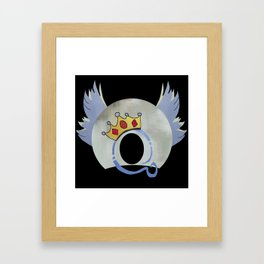 Queen Album Cover Concept Art A Day At the Races Framed Art Print