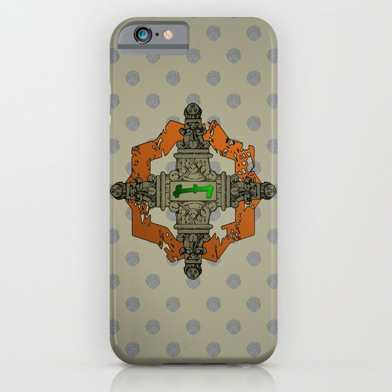 The Hand of Tyron iPhone & iPod Case