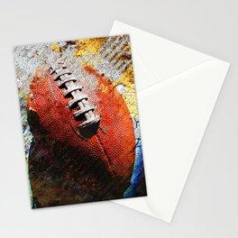 Football ball vs 6 Stationery Cards