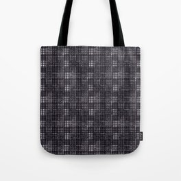 Classical dark cell. Tote Bag