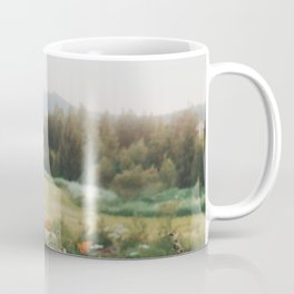 Scandinavian Summer Nights  Coffee Mug