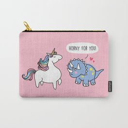 Horny for you Carry-All Pouch