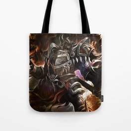 League of Legends SION Tote Bag