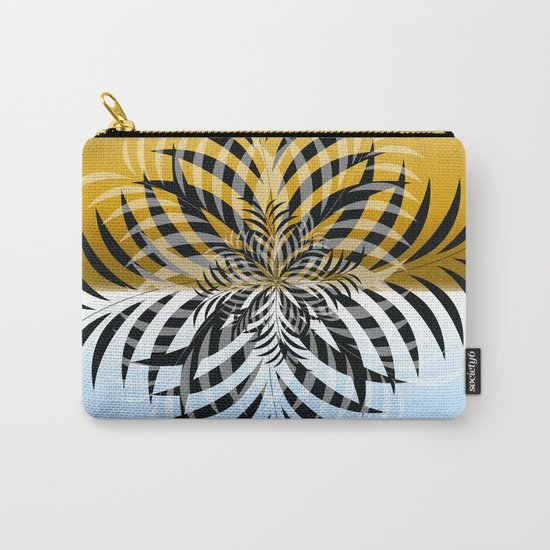 color leaf 1 Carry-All Pouch