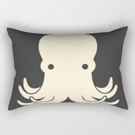 Baby octopus Rectangular Pillow