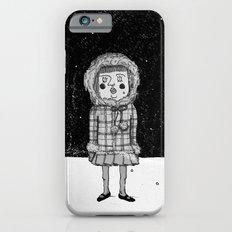 snowgirl iPhone 6s Slim Case
