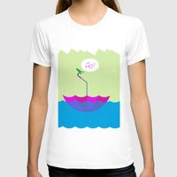 sailing T-shirts featuring sailing by dabones