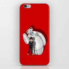 Fat Cyberman with Cute Doctor who iPhone 4 4s 5 5c 6, pillow case, mugs and tshirt iPhone & iPod Skin