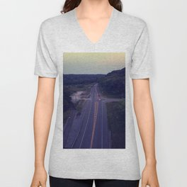 The Bridge - View Unisex V-Neck