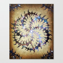 The 409 Circles Canvas Print