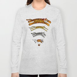 Wi-Fi Cats Long Sleeve T-shirt