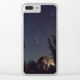Orion Clear iPhone Case