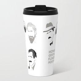 Legendary Archaeologist Travel Mug
