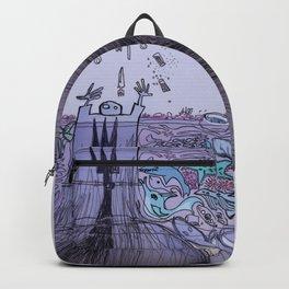 THE COAST OF OKLAHOMA Backpack