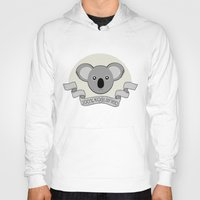 the 100 Hoodies featuring 100% Koalafied by Cute to Boot