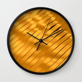 Goldie XII Wall Clock