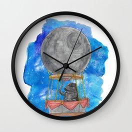 Wizard Darth Vader of Oz Wall Clock