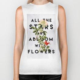 All the Stars Biker Tank