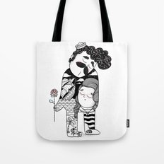 Second Act: Synthesis. Tote Bag