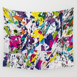 Explosion - 12 Wall Tapestry