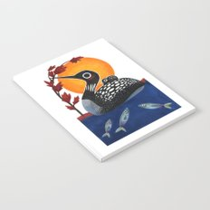Baby Loon Notebook