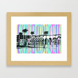 Venice CA Framed Art Print