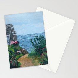 Sea Side Cottage Stationery Cards