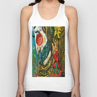 jazz Tank Tops featuring Jazz by Holly Broderick