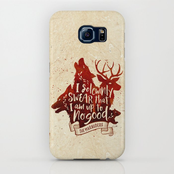 i solemnly swear iphone case
