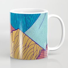 The Crosshatch Sky Mug