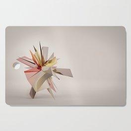 Mondrian Rearranged 3D Cutting Board