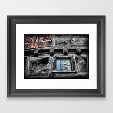 Time to Reflect Framed Art Print
