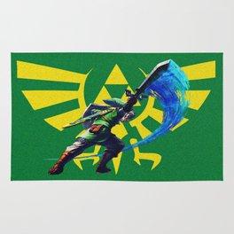 The Legend Of Zelda Sword Rug