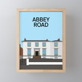 Abbey Road Studios Framed Mini Art Print
