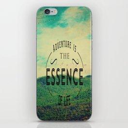Essence Of Life  iPhone Skin
