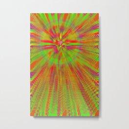 Wholehearted colors ... Metal Print