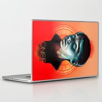 ouat Laptop & iPad Skins featuring Henry - OUAT by Seventy-three