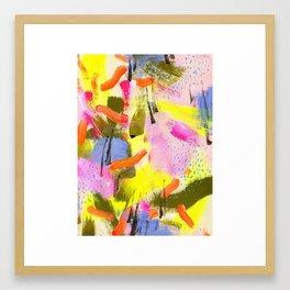 kool thing Framed Art Print