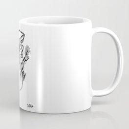 Abstraction 4.0 Coffee Mug