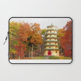 Jade Buddha Pagoda Laptop Sleeve