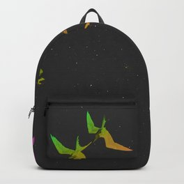 The magnificent frigatebirds *N* by #Bizzartino Backpack